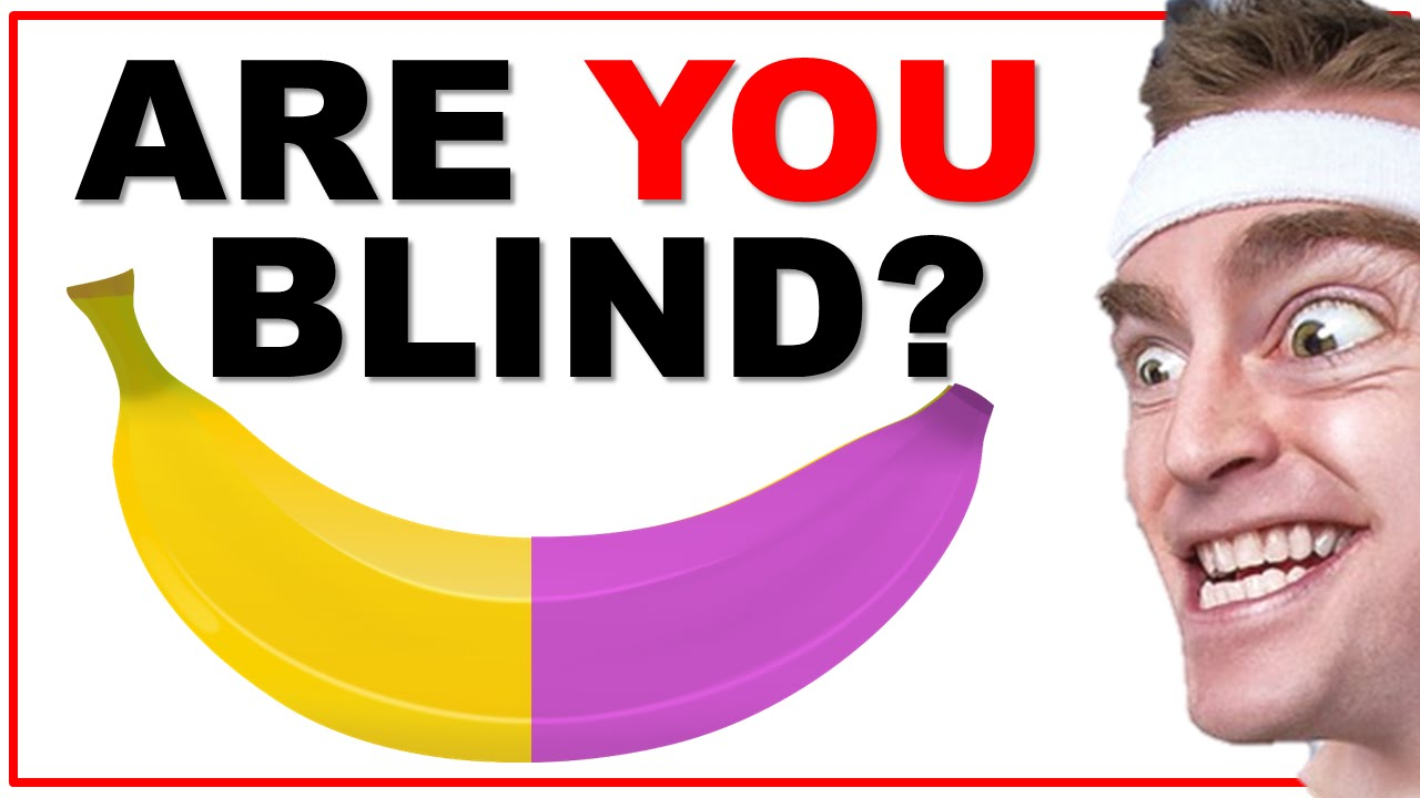 Are You Color Blind The Quick Brain Test With Answers