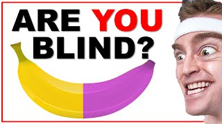 Brain Test: Are You Color Blind? (the quick test with answers)