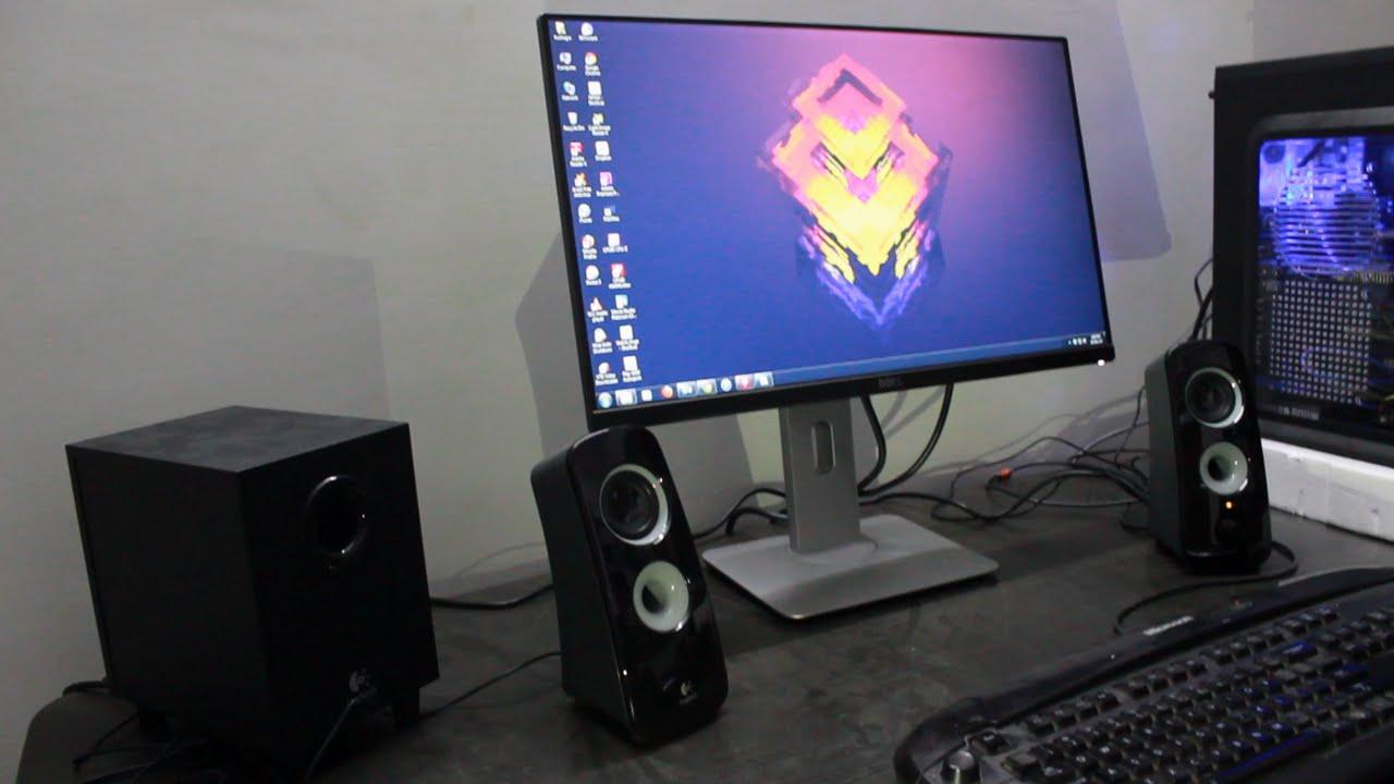 Logitech Z323 Speaker System Review Youtube