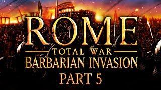 Rome: Total War - Barbarian Invasion - Part 5 - Roman Steel