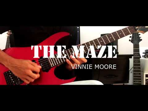 Iving Barros - The Maze (Vinnie Moore - Cover)