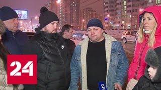 Жизнь в пробках транспортную ситуацию в Лобне облегчит новый путепровод Россия 24