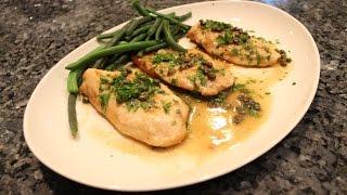 Chicken Piccata Recipe - Orsararecipes