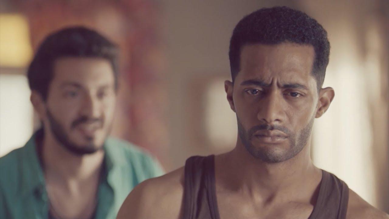 أسامة يبلغ زلزال بميعاد ومكان فرح أمل/ مسلسل زلزال - محمد رمضان