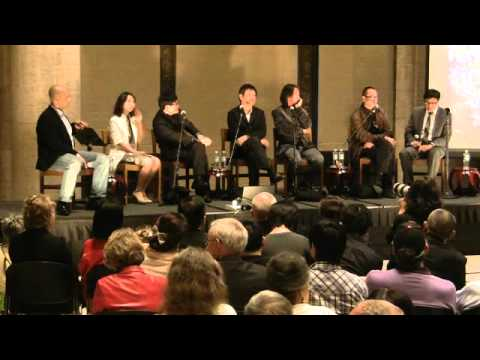 Contemporary Chinese Art Panel