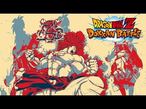 FULLY AWOKEN LR BROLY DAMAGE TESTING!!! THE DEVIL HIMSELF | DRAGON BALL Z DOKKAN BATTLE