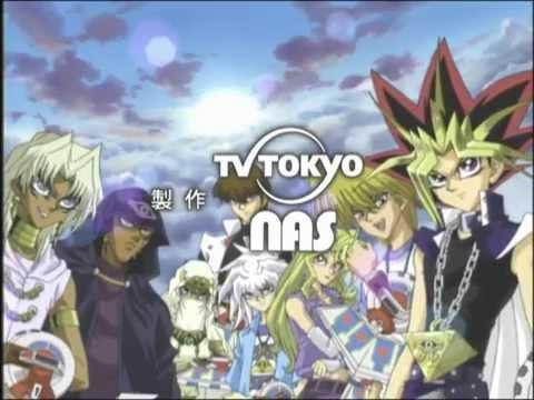 Yu-Gi-Oh! Japanese Opening Theme Season 2, Version 2 - WILD DRIVE by Masato Nagai