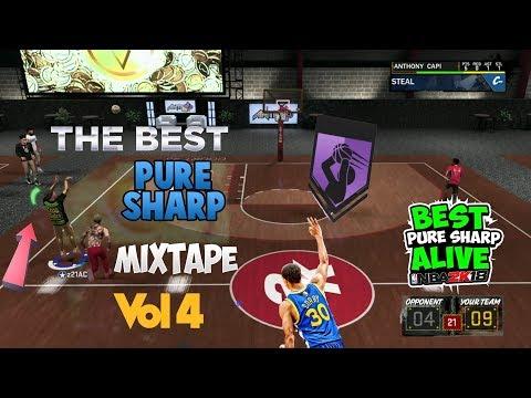NBA 2K18 BEST CUSTOM JUMPSHOT OF THE YEAR! GLITCHED JUMPSHOT