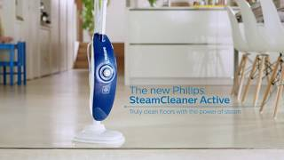пароочиститель Philips  Steam Cleaner Active FC 7028