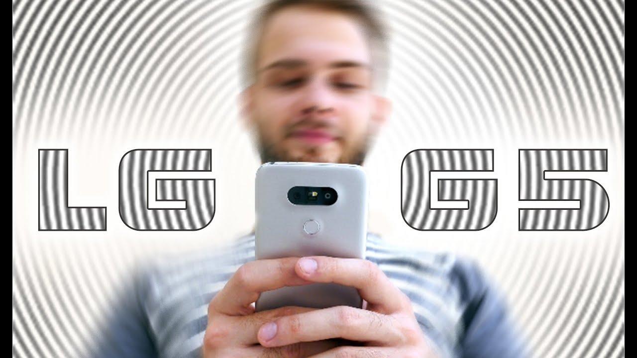 Видео-обзор смартфона LG G5