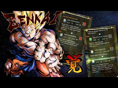 FASTEST WAY TO ZENKAI BOOST! | DRAGON BALL LEGENDS