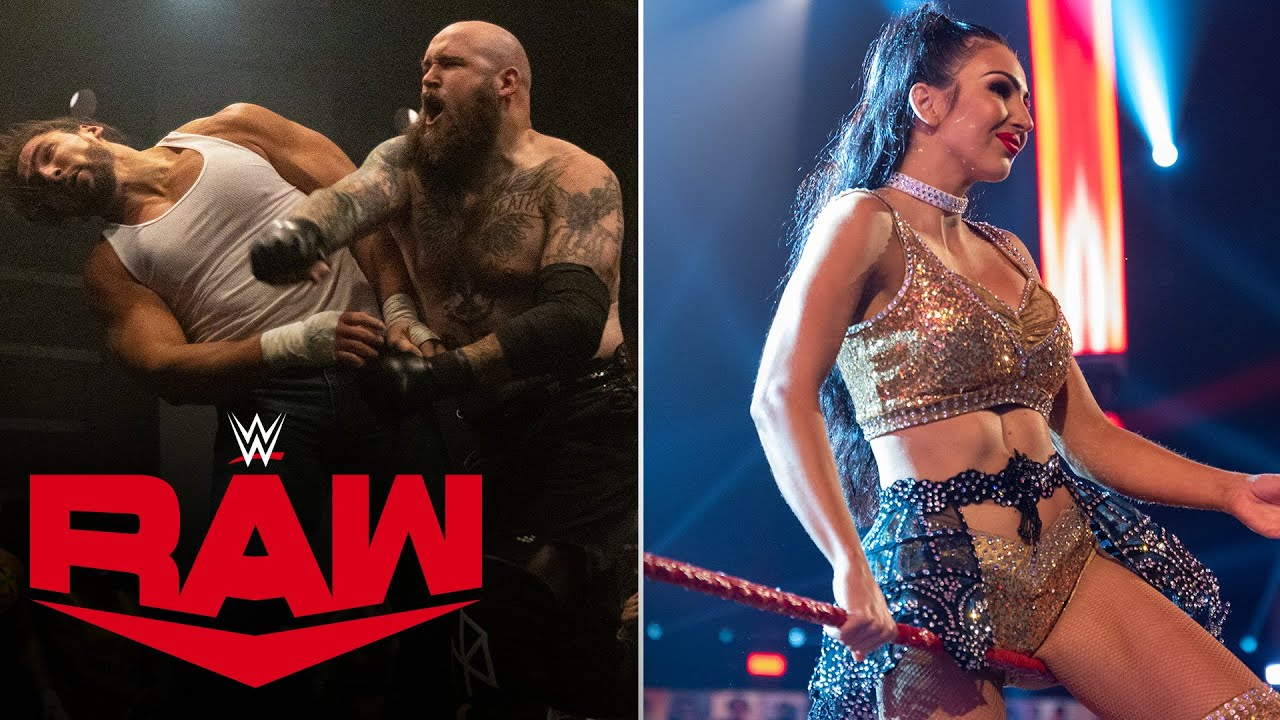 Free agent signings revealed: WWE Network Exclusive, Oct. 12, 2020