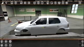 como construir um carro do inicio ao fim no SLRR