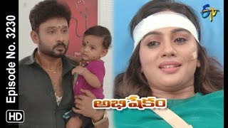 Abhishekam | 23rd  May 2019 | Full Episode No 3230 | ETV Telugu