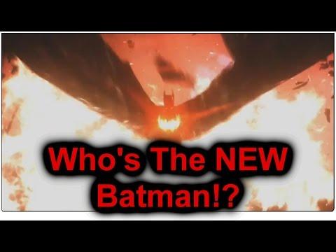 Batman Arkham Knight - Who's The NEW Batman!?
