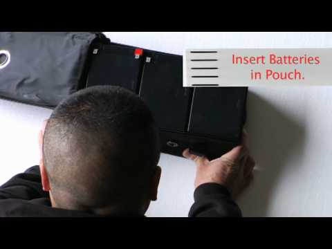 hqdefault wiring battery pack youtube powabyke battery wiring diagram at bayanpartner.co