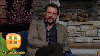 Héctor Parra se defiende de los señalamientos de Ginny Hoffman y su hija Alexa. | Ventaneando