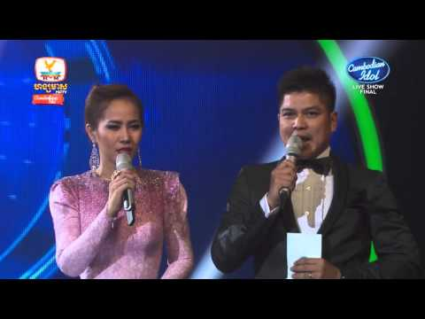 Cambodian Idol | Live Show | Final |  Results
