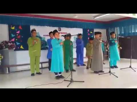 Nasyid Sumayyah Di  SK BALOK MAKMUR