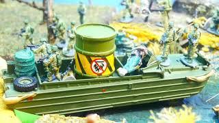 ВОЙНУШКИ МУЛЬТИКИ ПРО СОЛДАТИКОВ Спасение заложников ВОЙНА СОЛДАТИКОВ toy soldiers ВОЕННЫЕ СОЛДАТИКИ