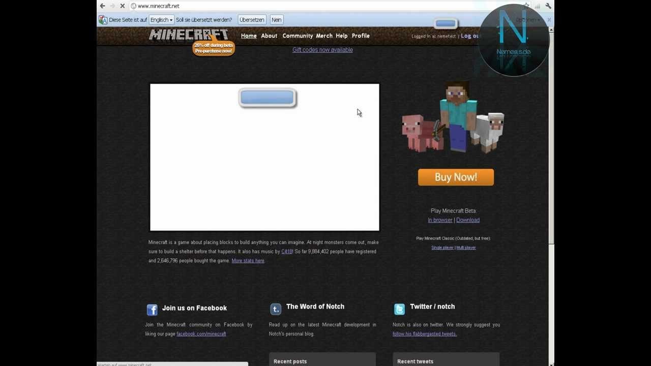 Minecraft Demo Download Kostenlos