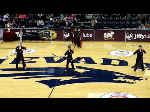 Freestyle Demo Team @ Globetrotters