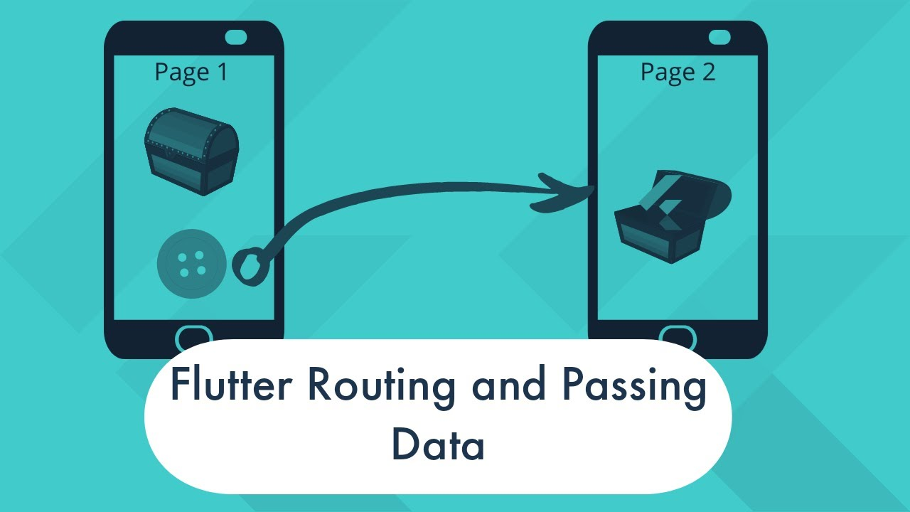 Flutter Navigator: Routing and Passing Data