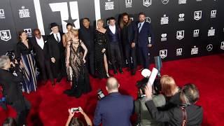 Justice League Red Carpet World Premiere