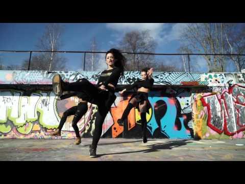 Flawless - Beyonce Clubjersey Remix Choreo by Mira Tumusok