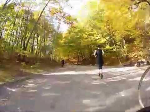 À vélo:  Parc du Mont-Royal 2013 vol 2