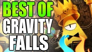 BEST MOMENTS OF GRAVITY FALLS 2 - Gravity Falls
