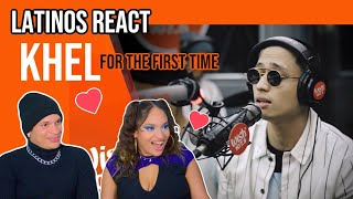 """Latinos react to Michael Pangilinan """"Rainbow"""" LIVE on Wish Bus for the first time