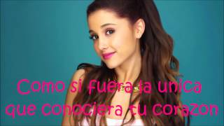 Ariana Grande - Only Girl In The World [Traducido en Español]