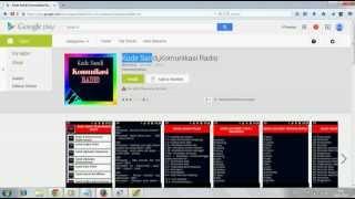 Kode Sandi Komunikasi Radio