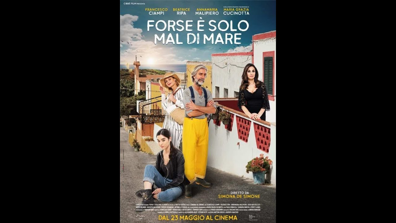 Forse è Solo Mal Di Mare Trailer Ita Ufficiale Hd Youtube
