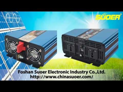 Suoer Pure Sine Wave Inverter 3000VA For Air-conditioner(FPC-3000A)