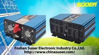 Suoer Pure Sine Wave Inverter 3000VA For Air-conditioner(FPC-3000A)