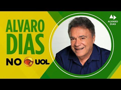 Alvaro Dias em entrevista para o UOL
