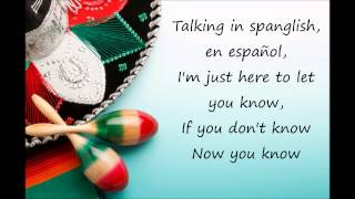 We Are Mexico by Becky G (Lyrics)