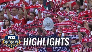 Video Gol Pertandingan FC Koln vs RB leipzig