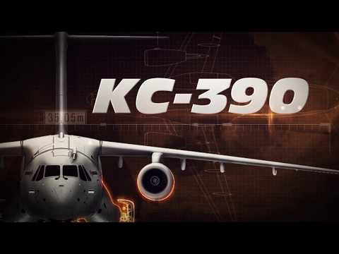 Episode 06: Troop offloading and evacuation tests completed in the #Embraer #KC390