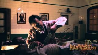 Jack the Ripper London After Midnight Mini-Movie Haunted House