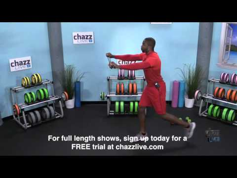 Burst Eps 1 - FREE ONLINE WORKOUTS  with Donovan Green