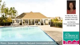 300 Onyx Court, Jacksonville, NC Presented by Lois Hutchins.