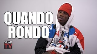 Quando Rondo: I Stole a Bike Trying to Get Away from the Police, Got Caught (Part 4)