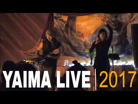 Yaima - Live on Salt Spring Island - 2017