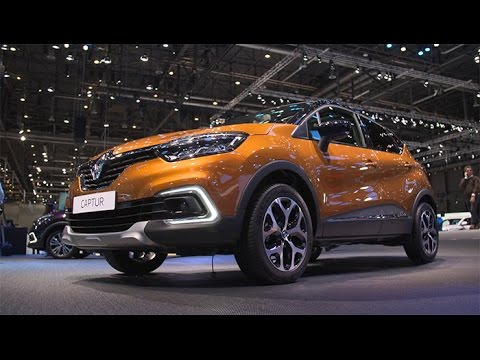 salon de gen ve 2017 renault captur restyl youtube. Black Bedroom Furniture Sets. Home Design Ideas