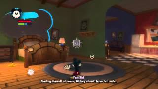 Epic Mickey 2: The Power of Two Gameplay (XBOX 360/PS3/PC/Wii)