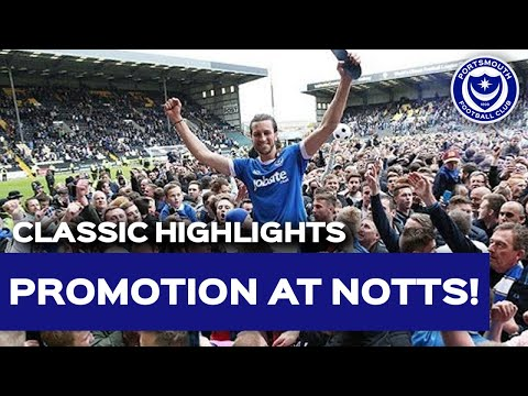 Highlights: Notts County 1-3 Portsmouth