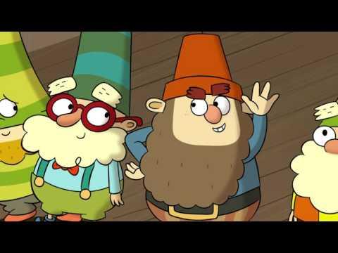 7 гномов - Свет мой, зеркальце/ Большой Скром - Сезон 1 Серия 3 | Мультфильмы Disney